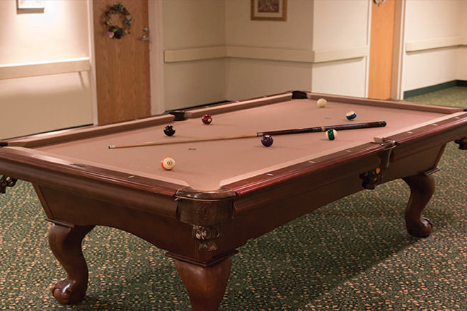 Brookdale Brockport Billiards