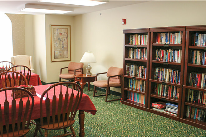 Brookdale Brockport Library
