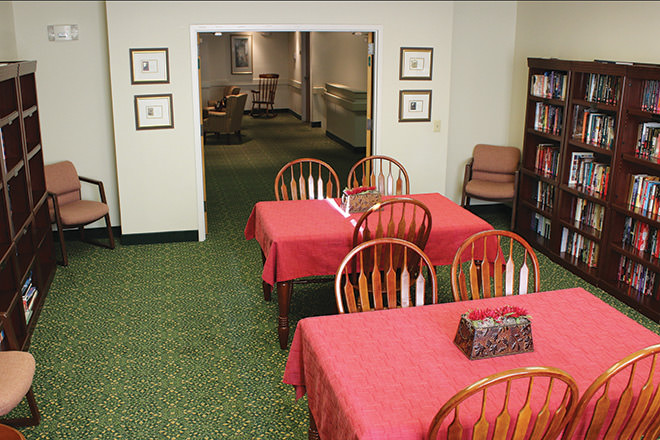 Brookdale Brockport Common Area