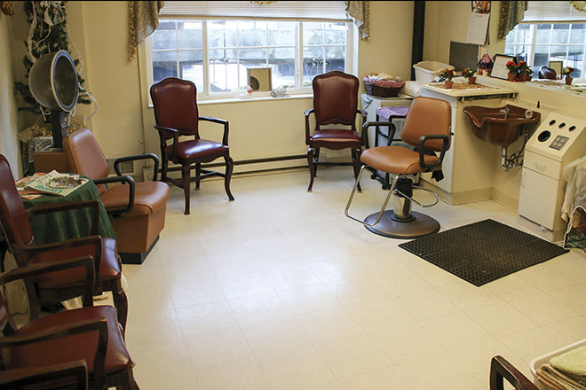 Brookdale Brockport Salon