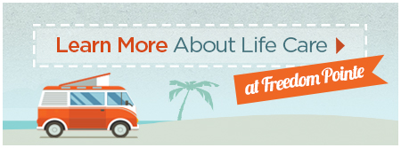 Learn More About Brookdale Life Care at Freedom Pointe at the Villages