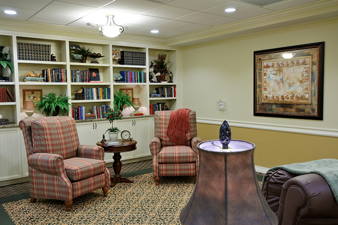 Freedom Pointe at The Villages Rehabilitation & Healthcare Center Living Room