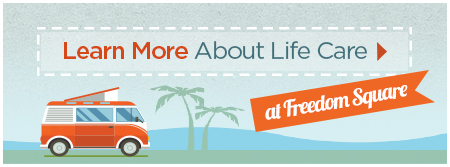 Learn More About Brookdale Life Care at Freedom Square