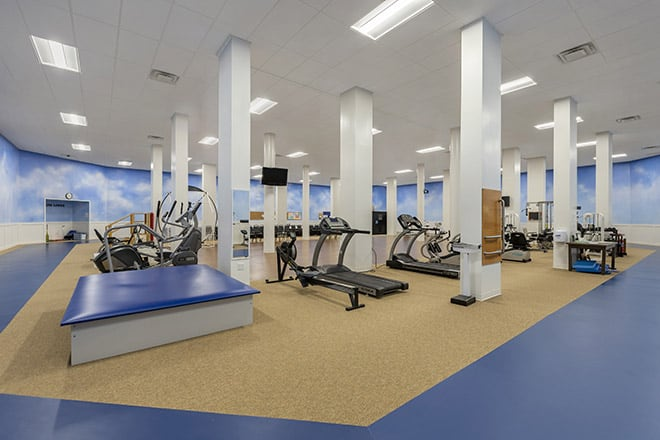 Freedom Village at Holland Fitness Room