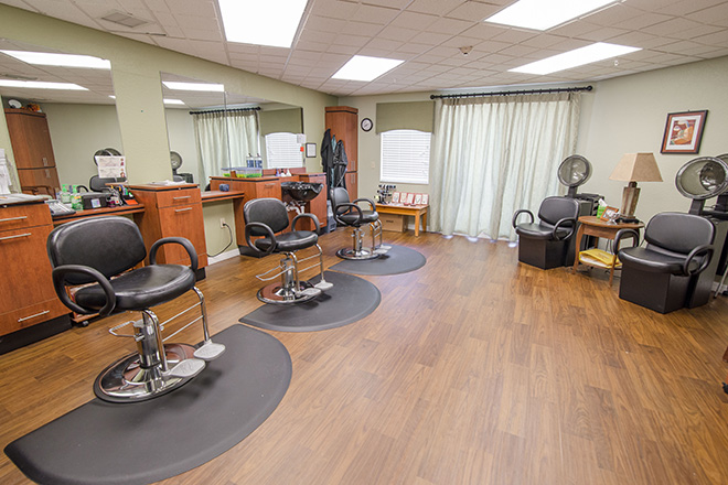Brookdale Altamonte Springs Salon
