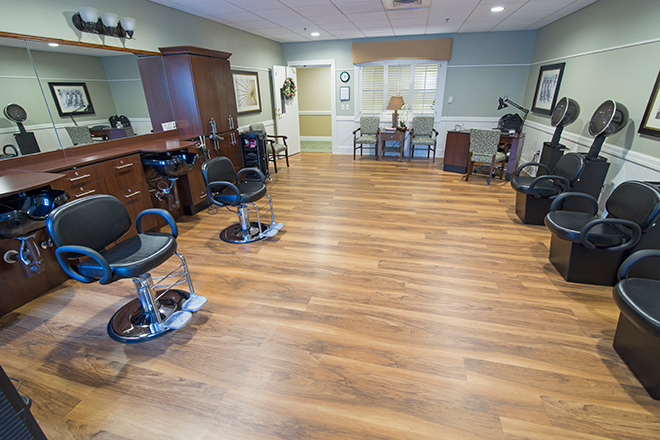 Brookdale Lake Orienta Salon
