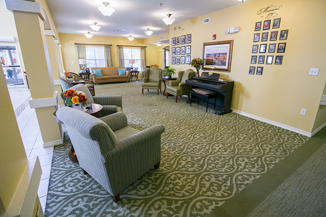 Brookdale San Antonio Senior Living and Memory Care in San