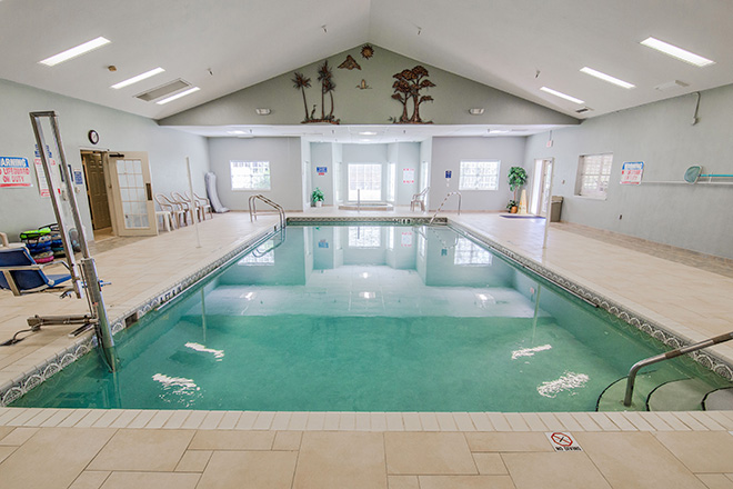 Lake Port Square Indoor Pool