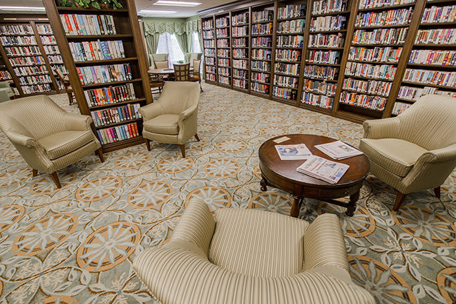 Lake Port Square Library