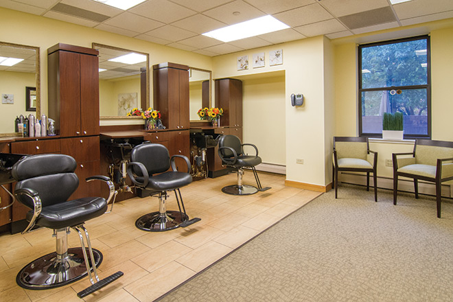 Brookdale Meridian Englewood Skilled Nursing Salon