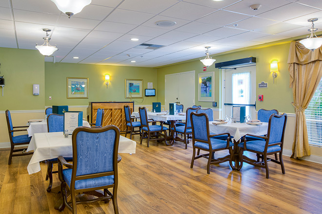 Regency Oaks Clearwater - Independent Living In Clearwater, Fl