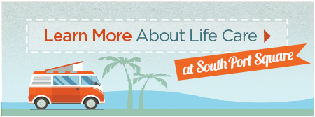 Learn More About Brookdale Life Care at South Port Square