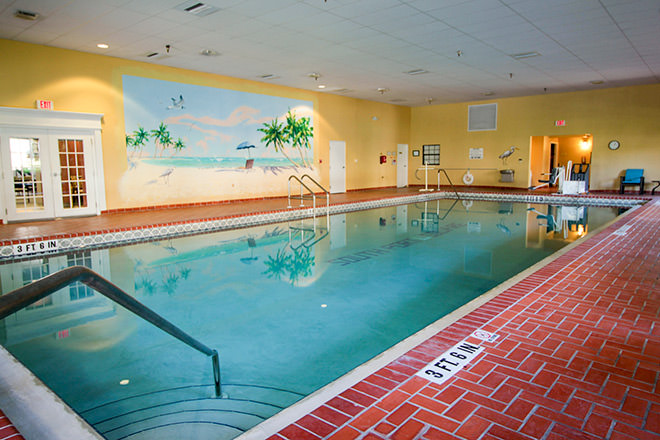 South Port Square  Indoor Pool
