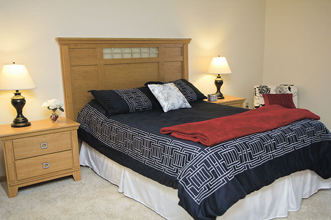 Brookdale Miami Township Bedroom