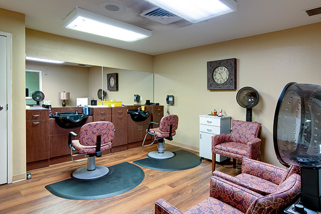 Brookdale Hollywood Park Salon