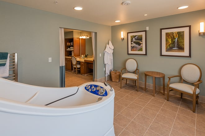 Brookdale Desert Ridge Memory Care Spa