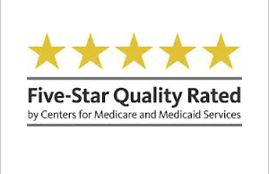 Centers for Medicare and Medicaid Services 5 Star rating
