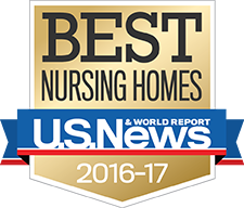 2017-2018 Best Nursing Homes Award