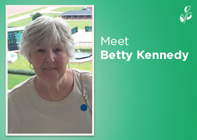 Photo of Betty Kennedy