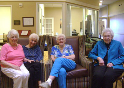 Making Friends in Senior Living