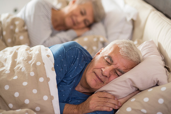 sleep better as you age