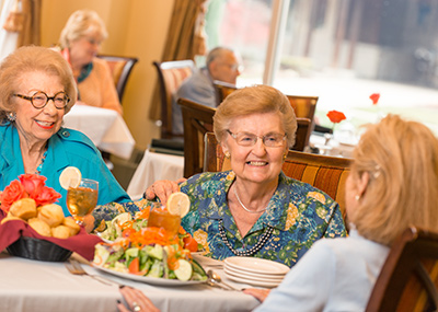 Assisted Living - Dining
