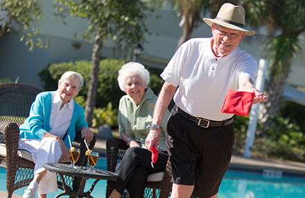 Assisted Living - Activities