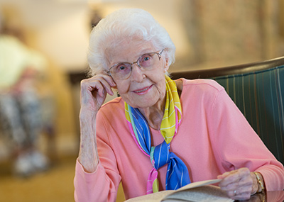Preparing Your Finances for an Assisted Living Community