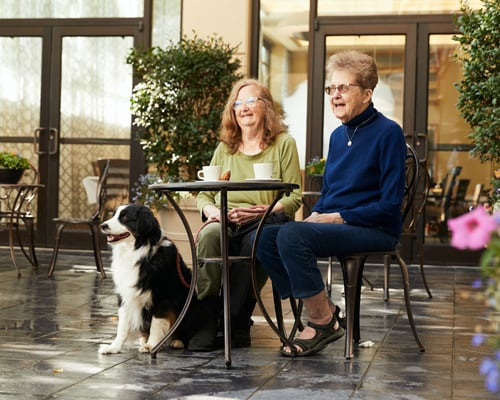 What is a Continuing Care Retirement Community?