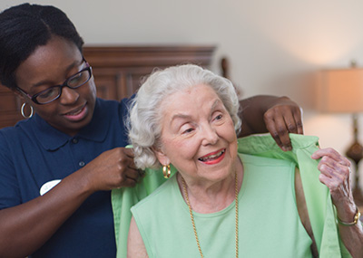When Senior Living is the Right Option