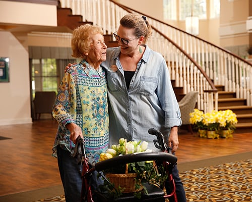 Life at a Memory Care Community