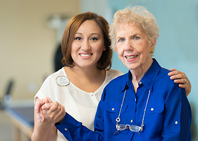Types of Care at an Assisted Living Community