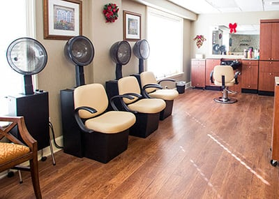 Philadelphia area salon