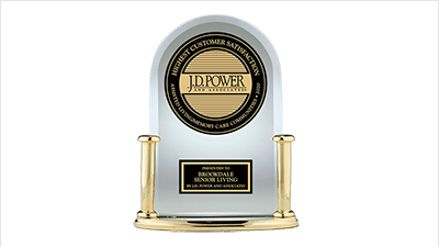 JD Power trophy