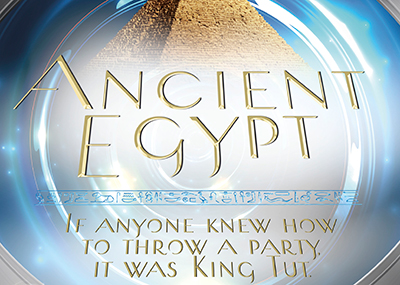 October – Ancient Egypt