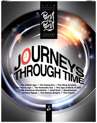 January - Journeys Through Time