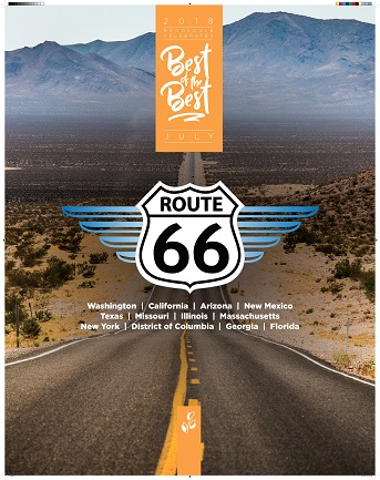 July – Route 66